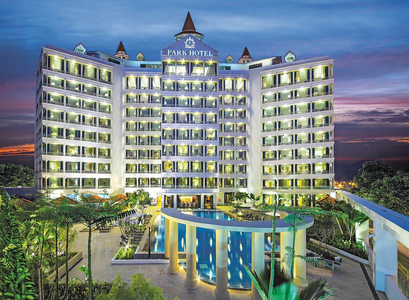 Park Hotel Clarke Quay Singapur