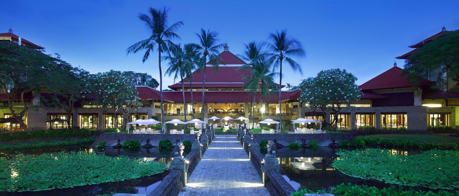 intercontinental bali resort asienreisen von asian. Black Bedroom Furniture Sets. Home Design Ideas