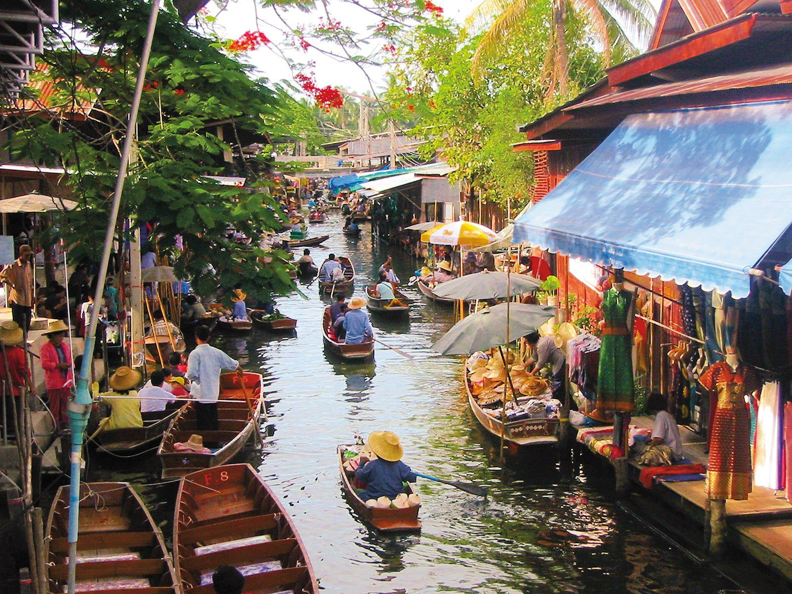rundreise i thailand